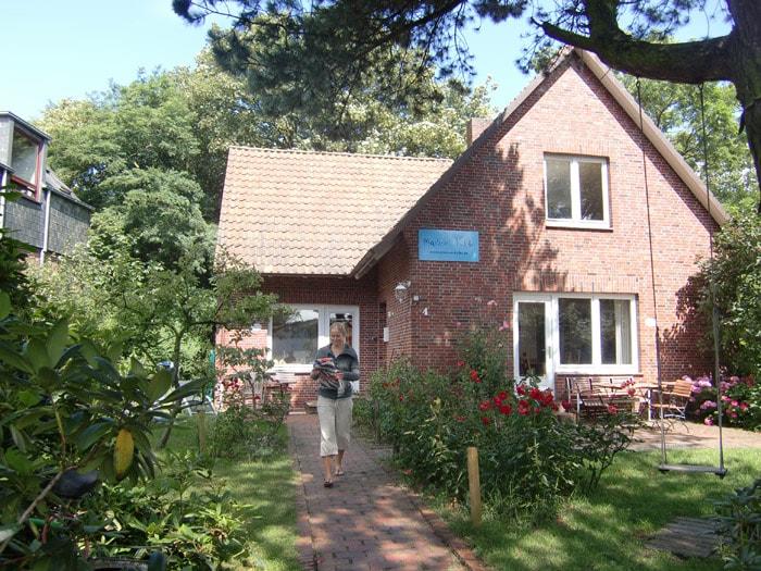 Maison Kribi - das Ferienhaus auf der Insel Wangerooge - Maison Kribi